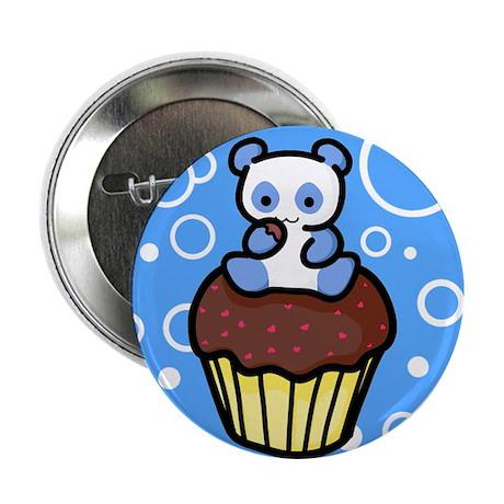 "Pandacake 2.25"" Button (100 pack)"