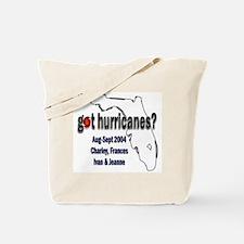 Got Hurricanes? Tote Bag