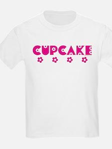 Cupcake Blooms T-Shirt