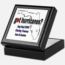Got Hurricanes? Keepsake Box