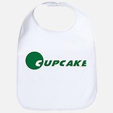 Cupcake Metro Bib