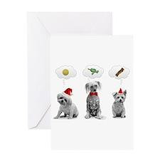 dog card Greeting Cards