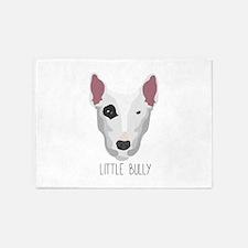 Little Bully 5'x7'Area Rug