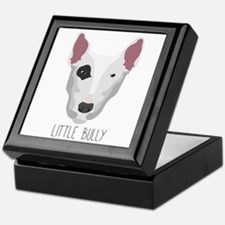 Little Bully Keepsake Box