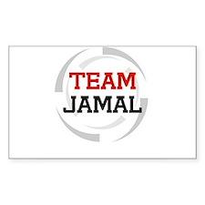 Jamal Rectangle Decal