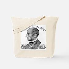 John Stuart Mill 02 Tote Bag