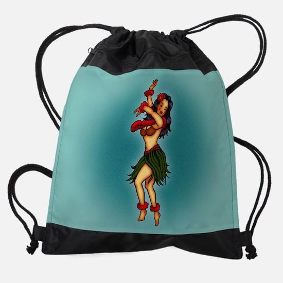 tat-hula_b.jpg Drawstring Bag