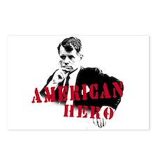 RFK American Hero Postcards (Package of 8)