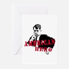 RFK American Hero Greeting Cards (Pk of 10)