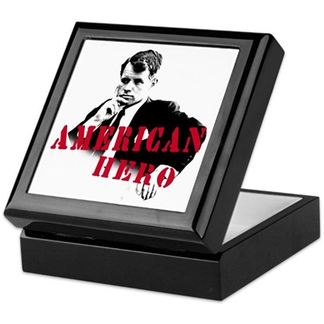 RFK American Hero Keepsake Box