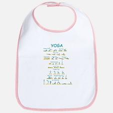 Yoga Poses Bib
