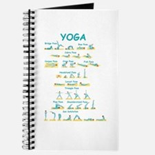 Yoga Poses Journal