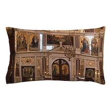 Serbia, Voivodina, Fruska Gora hills,  Pillow Case