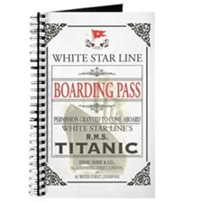 Titanic Journal