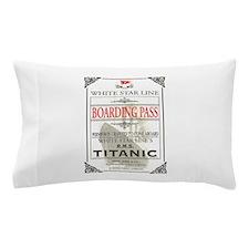 Funny Titanic Pillow Case