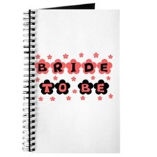 Coral Bride to Be Journal