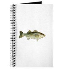 Cute Striped bass Journal