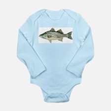 Striped Bass Body Suit