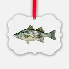Cute Bass Ornament