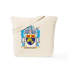 Cute Franklin Tote Bag