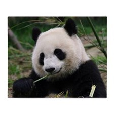 Unique Giant pandas Throw Blanket