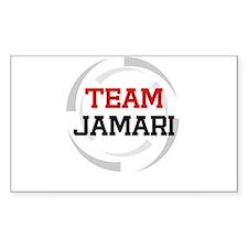 Jamari Rectangle Decal