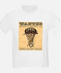 Lacrosse Wanted II T-Shirt