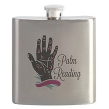 Palm Reading Flask