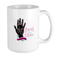 Read the Lines Mugs