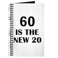 60 BIRTHDAY Journal