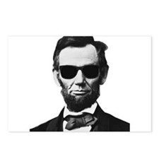COOL LINCOLN Postcards (Package of 8)