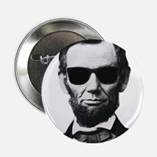 """COOL LINCOLN 2.25"""" Button (10 pack)"""