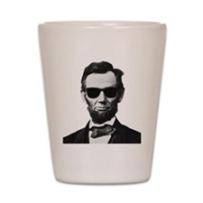 COOL LINCOLN Shot Glass