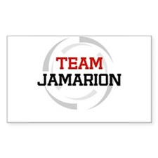 Jamarion Rectangle Decal