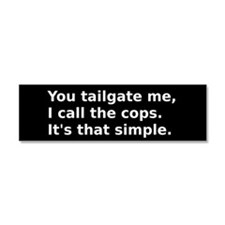 Unique Tailgaters Car Magnet 10 x 3