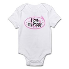 I Love My Poppy Baby/Toddler Onesie