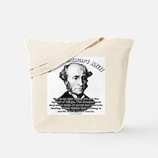John Stuart Mill 03 Tote Bag