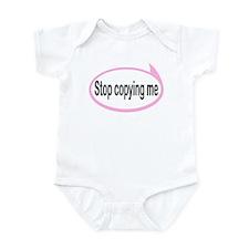 Stop Copying Me Baby/Toddler Onesie