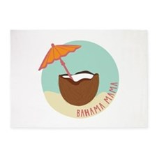 Bahama Mama 5'x7'Area Rug