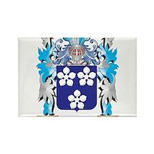Fraser Coat of Arms - Family Crest Magnets