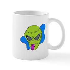 Silly Alien Razz Mugs