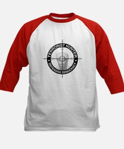Terrorist Hunter Kids Baseball Jersey