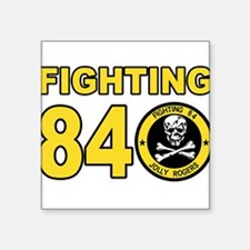 VF-84 Jolly Rogers Rectangle Sticker