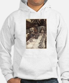 Alice in Wonderland Tea Party Hoodie