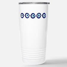 Eye Border Travel Mug