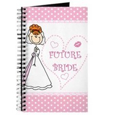 Future Bride (redhead) Journal