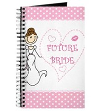 Future Bride (brunette) Journal