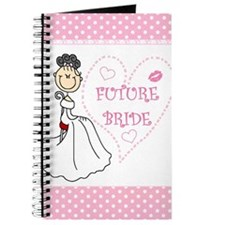 Future Bride (black haired) Journal