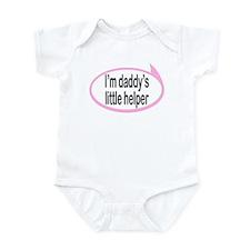 I'm Daddy's Little Helper Baby Onesie