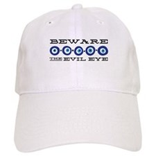 Beware Evil Eye Baseball Baseball Cap